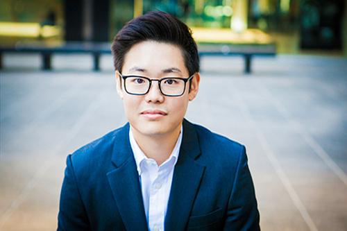 Photo of Charlie Kim