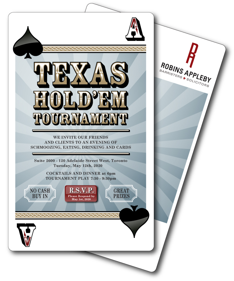 poker hold the date