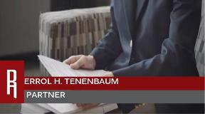 Why you need a tax Lawyer - Errol Tenenbaum